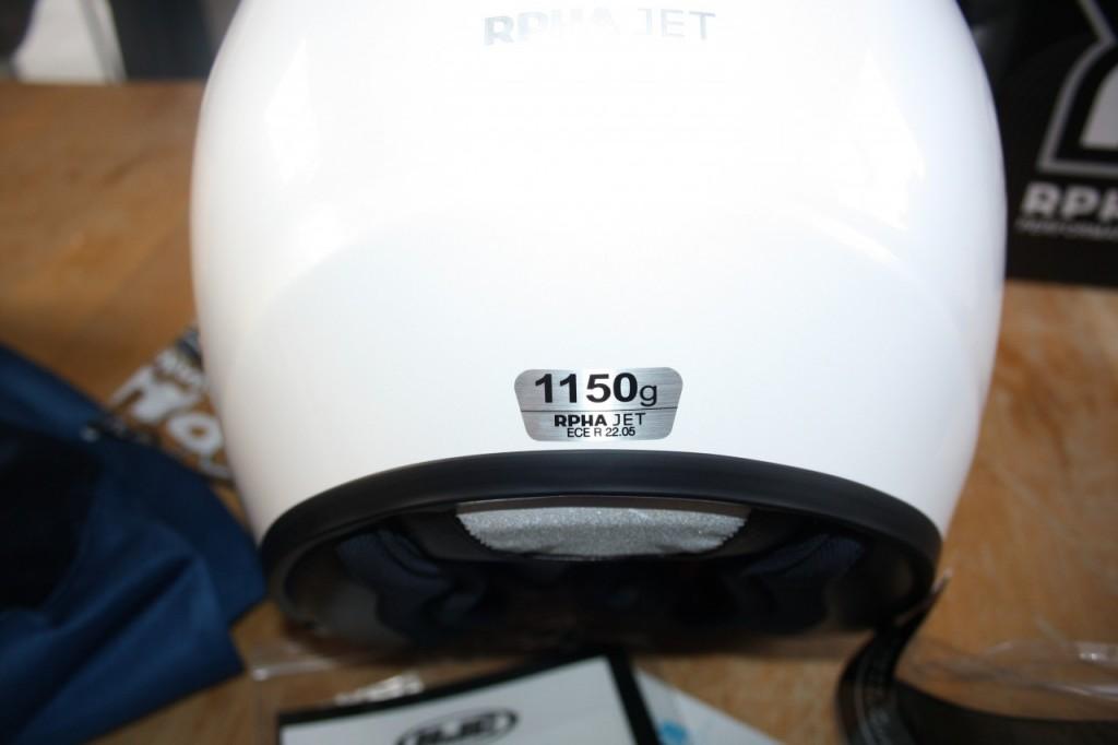C'est marqué dessus:1150 grammes