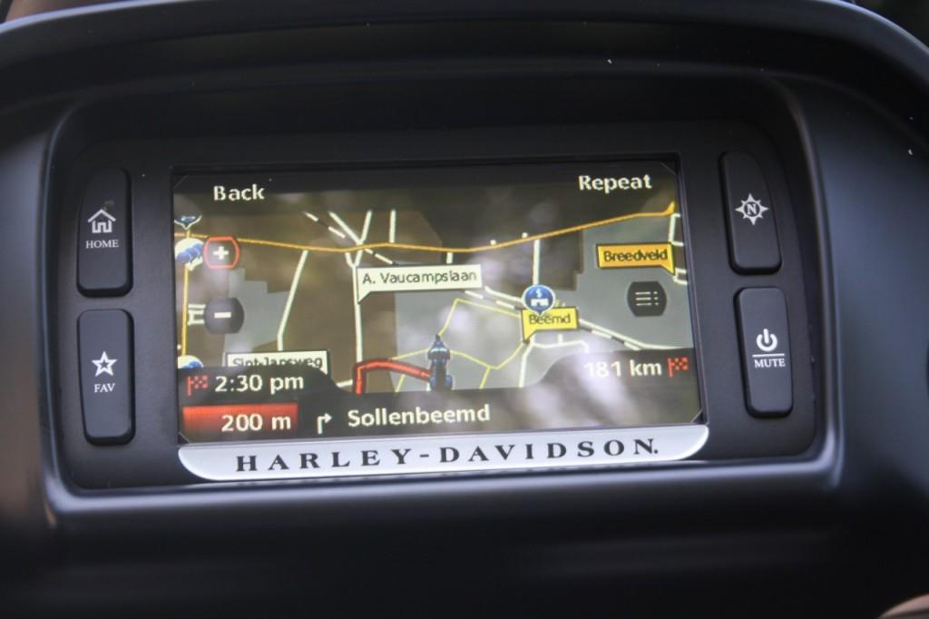 GPS tactile, écran 6.5.