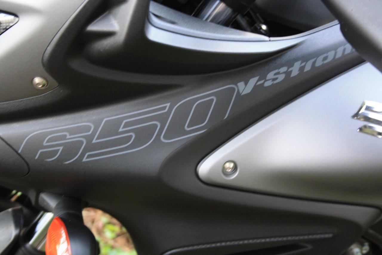 Suzuki Dl650 V Strom Xt Que Reste T Il Aux Grandes