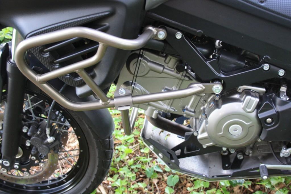 Suzuki DL650 V-Strom XT: Que reste t-il aux grandes?