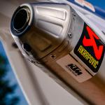 Action limitée sur la KTM RC390 et RC125 à ne pas manquer !