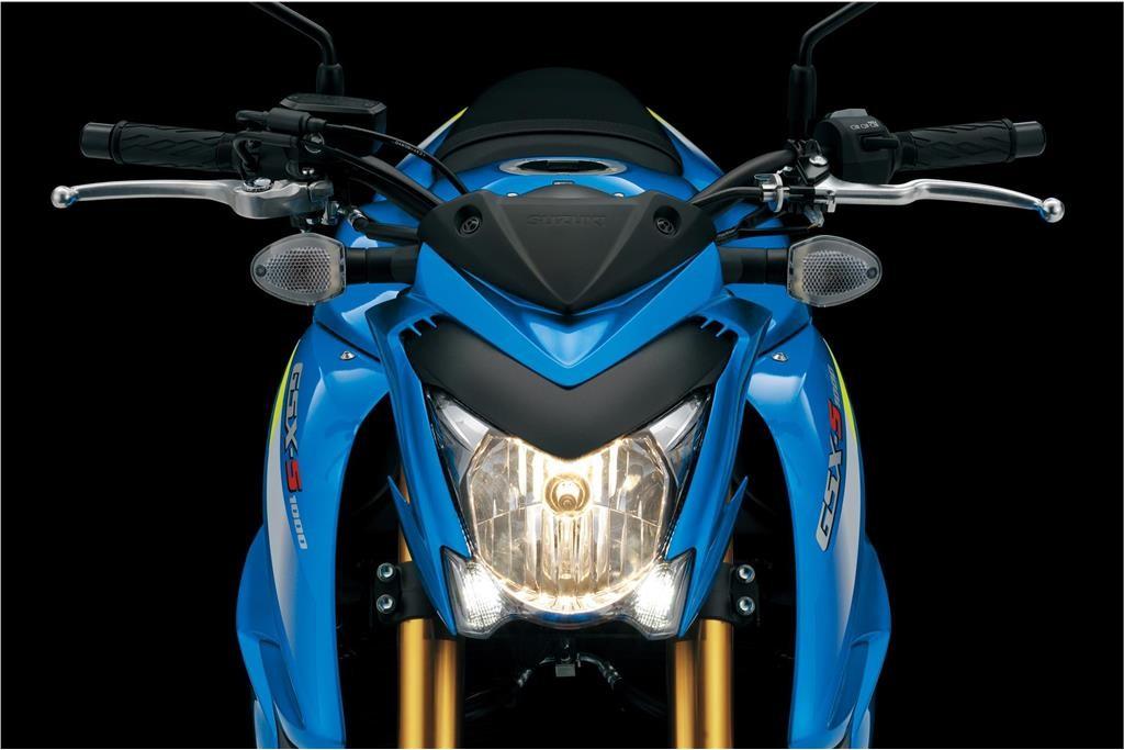 Suzuki GSX-S 1000: Gexcitante!