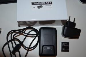 Tracker GPS AT1 suivez votre moto à la trace