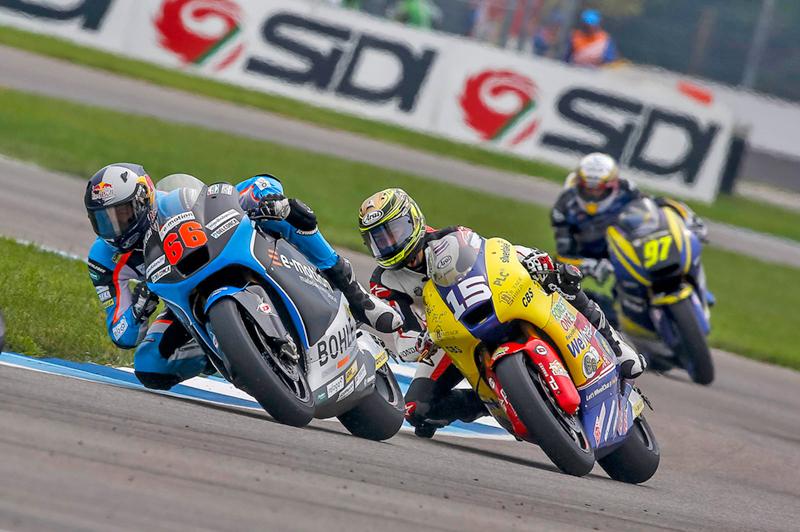 Moto 2 – GP d'Indianapolis – Une course exceptionnelle et spectaculaire !