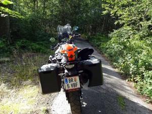 KTM 1290 Super adventure 10
