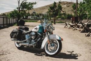 Les nouveautés Harley-Davidson, la Iron 883 et la Forty-Eight revues, un Fat Boy S et un Softail Slim S