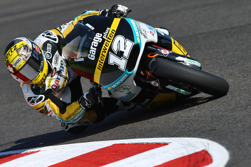GP Moto2 – Misano -Dominique Aegerter victime d'Alex Rins, Johann Zarco triomphe à nouveau !