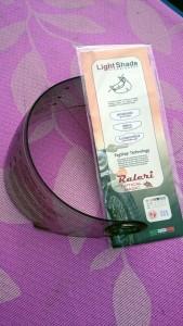 Kiwi fournit sa visière avec un insert antibuée Raleri, le tout pour 90€.