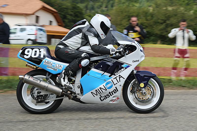 Boécourt (CH) – Finale du 1er Swiss Moto Legend Trophy