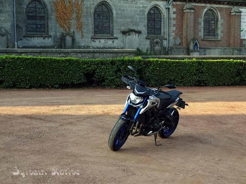 Yamaha MT-09 Street Rally3