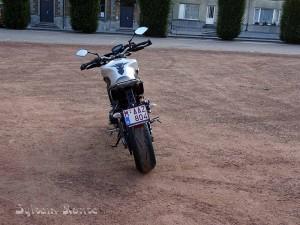 Yamaha MT-09 Street Rally7