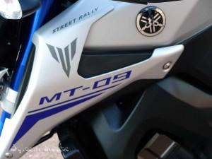 Yamaha MT-09 Street Rally9