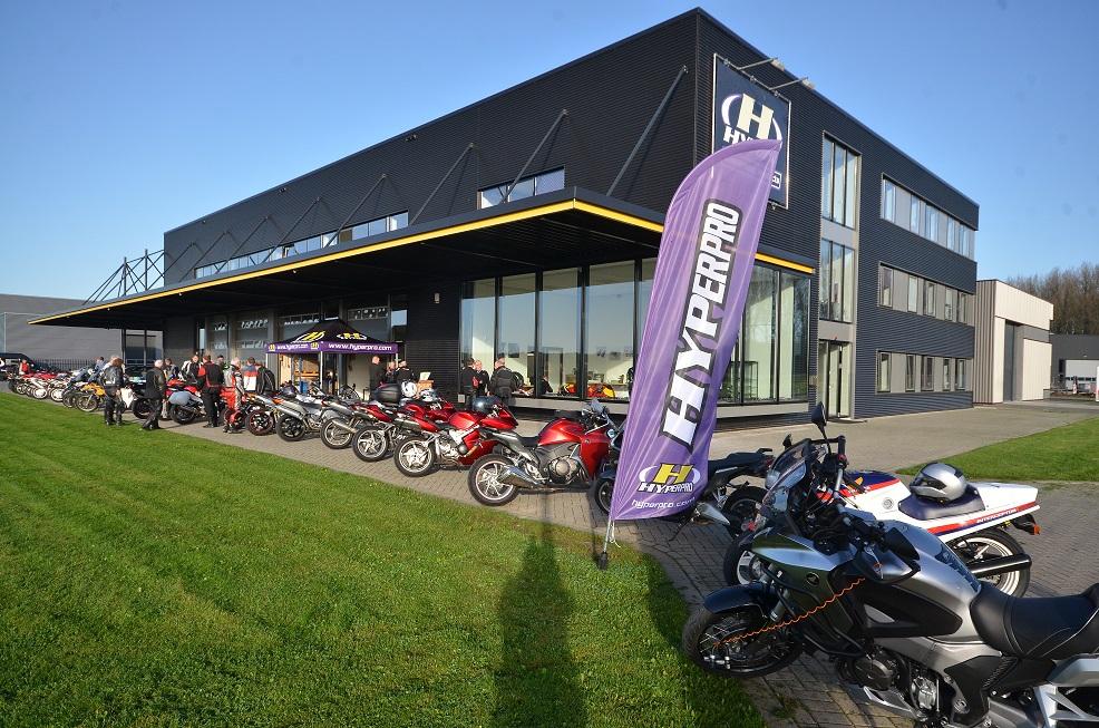 L'unité de production de Werkendam tourne désormais à plein régime.
