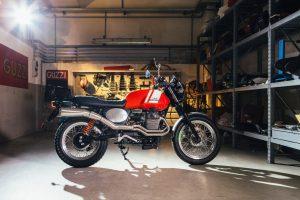 Moto Guzzi et la customisation d'usine – du 19 au 26 septembre