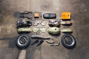 moto guzzi legend kit