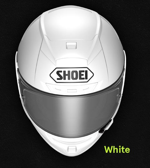 shoei xspirit 3 blanc