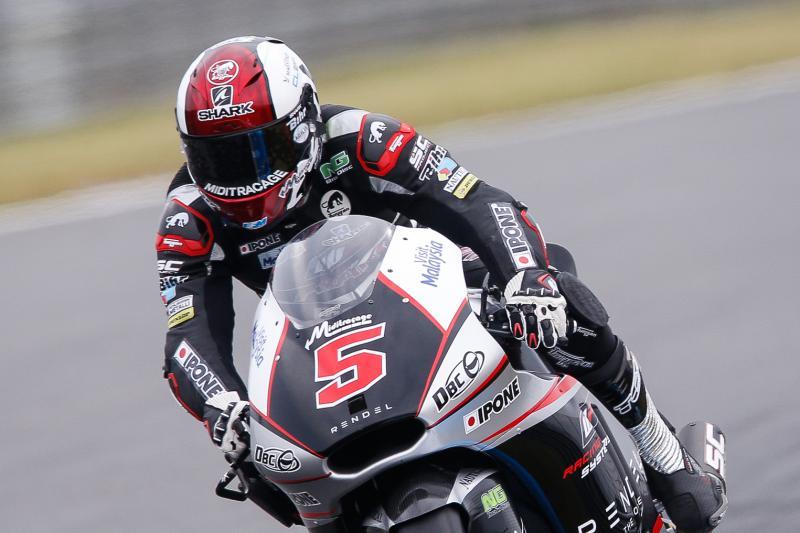GP Moto2 – Motegi, une course compliquée et Johann Zarco encore vainqueur !