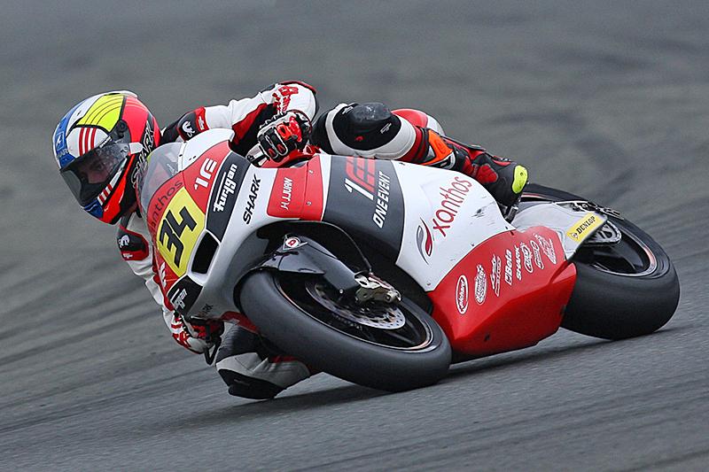 CEV Repsol Moto2 – Navarra – Swiss Junior Team Moto 2 – Deux courses avec deux pilotes dans le top 10 !