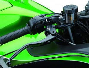 La Kawasaki ZZR 1400 évolue pour la prochaine année