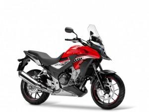 Quelques photos des Honda CB500X et NC750X