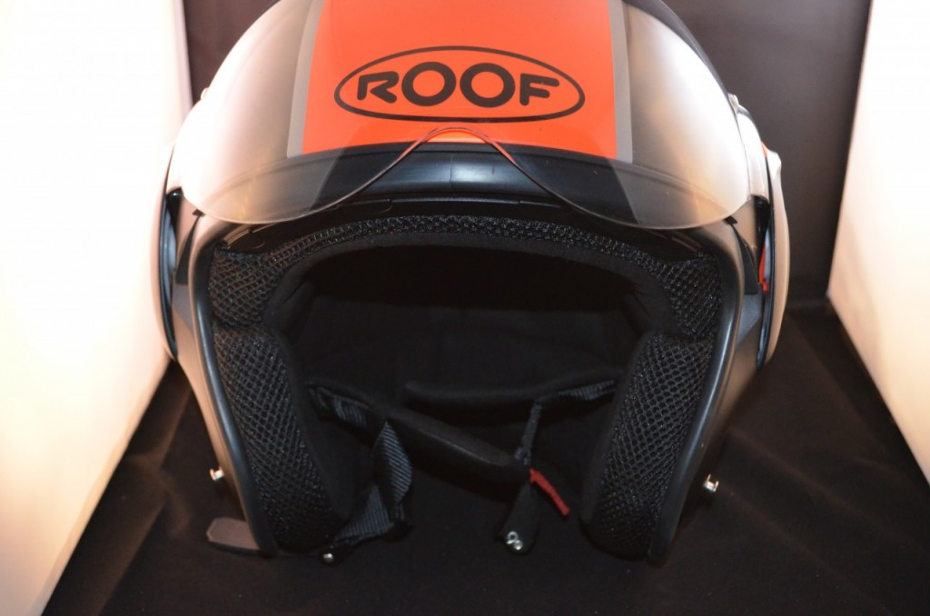 Roof Desmo le rêve de pilote