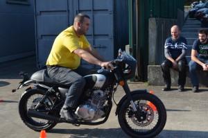 Lazer présentait sa collection 2016 chez Golden Bikes