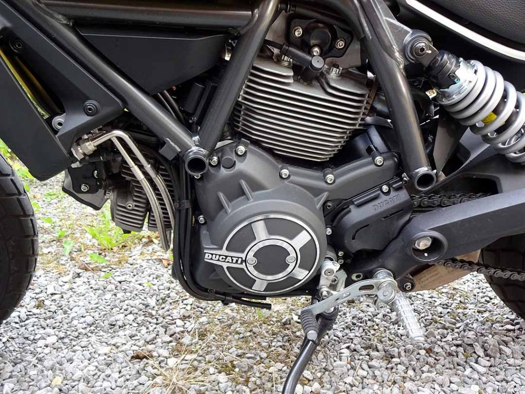 Ducati Scrambler : la fun machine à l'italienne