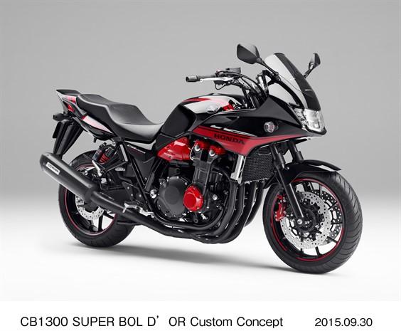 CB1300 SUPER BOL D'OR Custom Concept