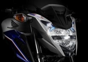 CB500F, NC750S und Integra für 2016
