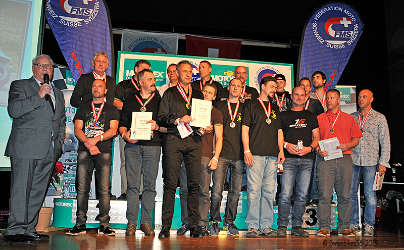 Fédération Suisse de Moto  Fête des Champions 2015