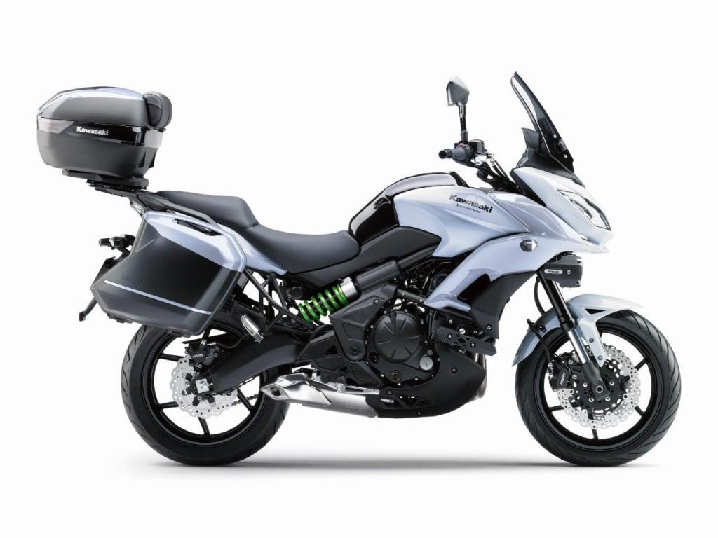La Kawasaki Versys 650 2016