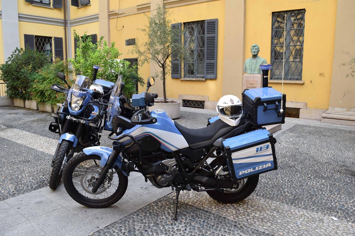 Des nouvelles motos pour l'armée de Terre....XTZ660Z. YAM_XTZ660P_IT_POLIZIAMUNICIPALE_STA_001