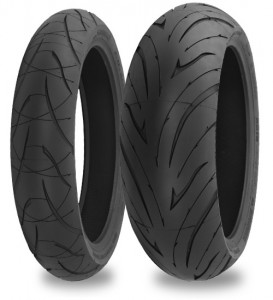 Shinko 016 Verge 2X: la bonne surprise!