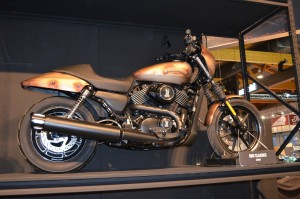 Harley-Davidson Battle of the Kings 2016 sur base de Sportster 883
