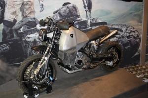 la moto Rev'It
