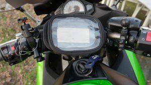 Sacoche GPS DXR COPILOT