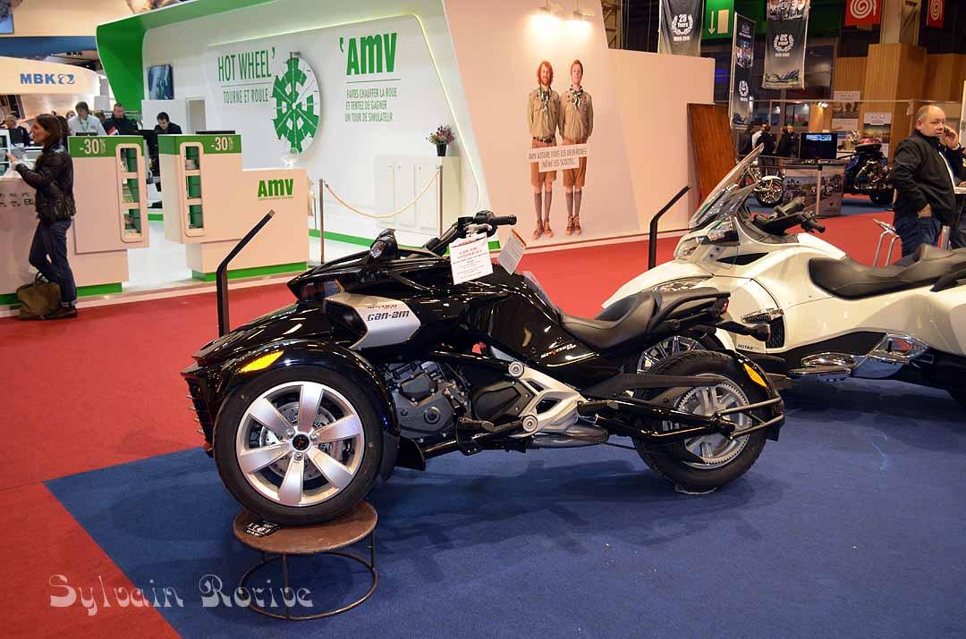 Salon de la moto paris 2015132 objectif moto for Salon de la photo paris
