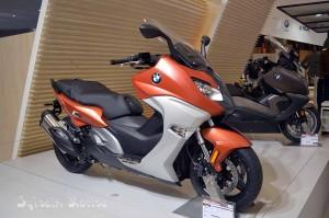 le nouveau scooter sport