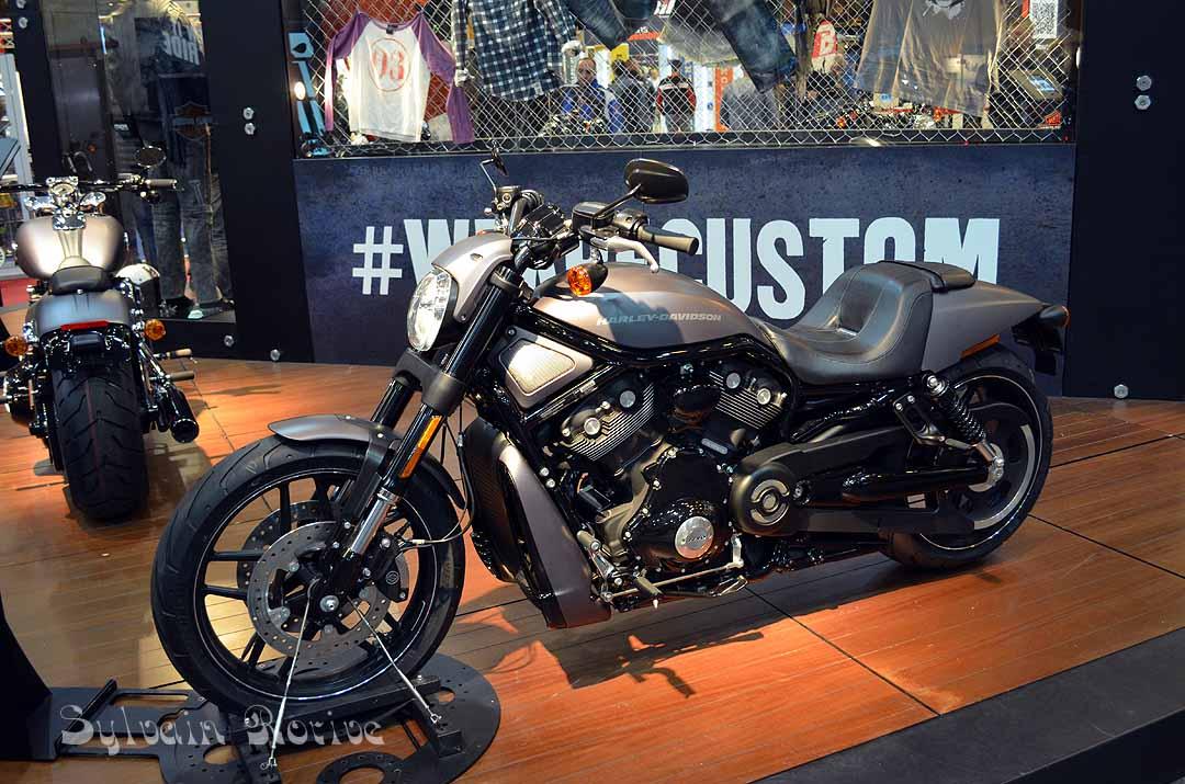 Salon de la moto paris 2015159 objectif moto for Salon de la photo paris