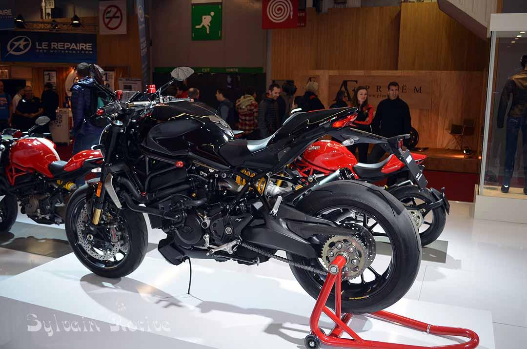 Le salon de paris en photos objectif moto for Reduction salon de la moto