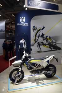 Salon de la moto Paris 201519