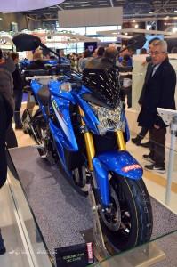Salon de la moto Paris 201535