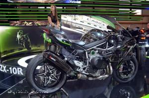 Salon de la moto Paris 201560