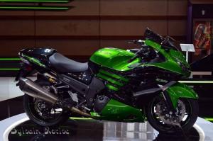 Salon de la moto Paris 201566