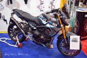 Salon de la moto Paris 201568