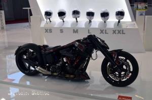 Salon de la moto Paris 201572