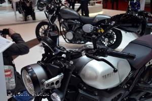 Salon de la moto Paris 201592