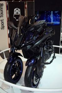 Salon de la moto Paris 201596