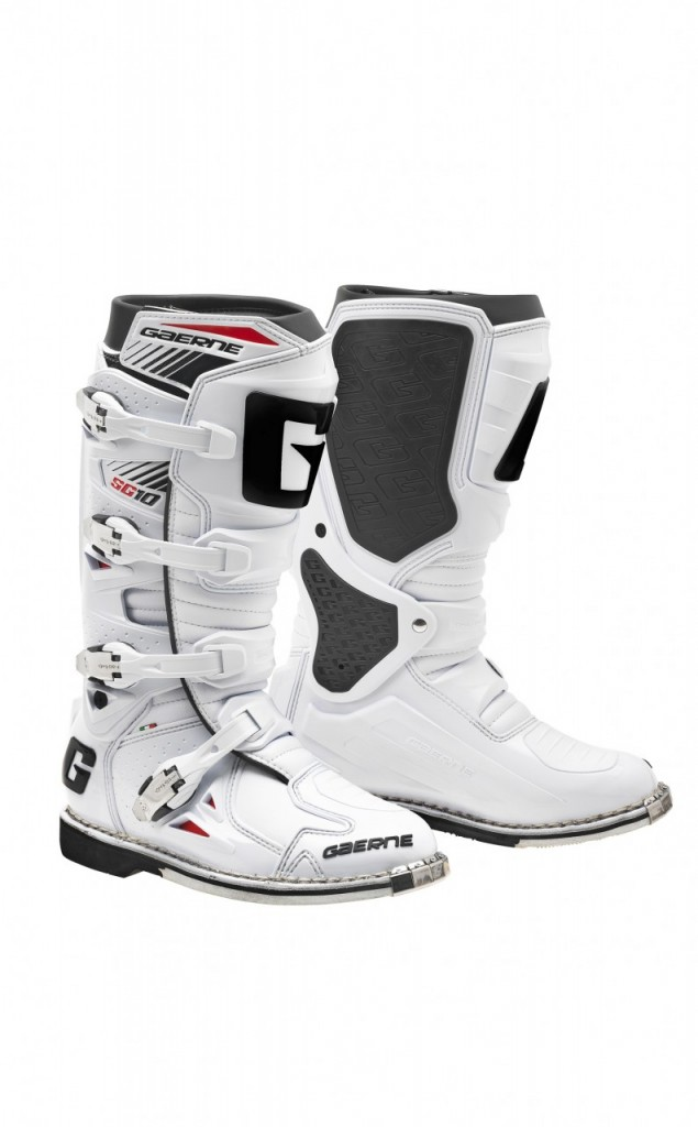Pour être raccord sur votre trail les bottes Gaerne SG10