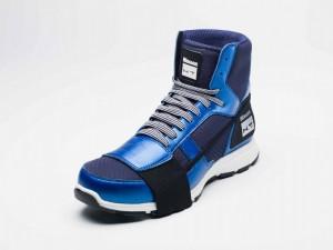 Des sneakers originaux chez Blauer